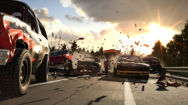 Wreckfest for PS4, Xbox One launches August 27