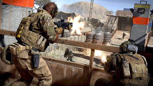 Call of Duty Modern Warfare 2v2 Gunfight Alpha announced at Gamescom