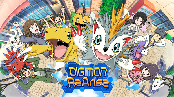 Digimon ReArise Announced for Ios and Android with Trailer and Release