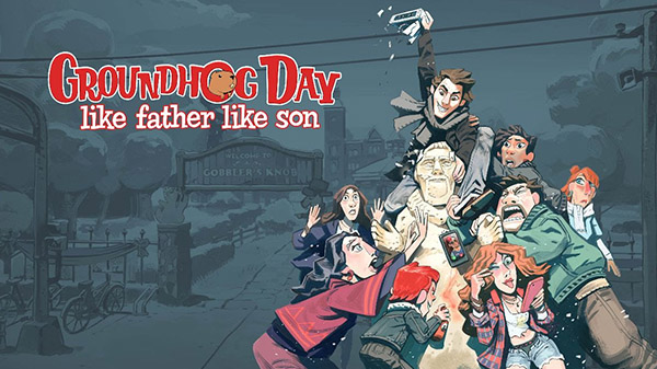 Groundhog Day: Like the Father's Son