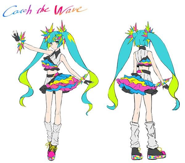 Hatsune Miku: Project DIVA Mega39's
