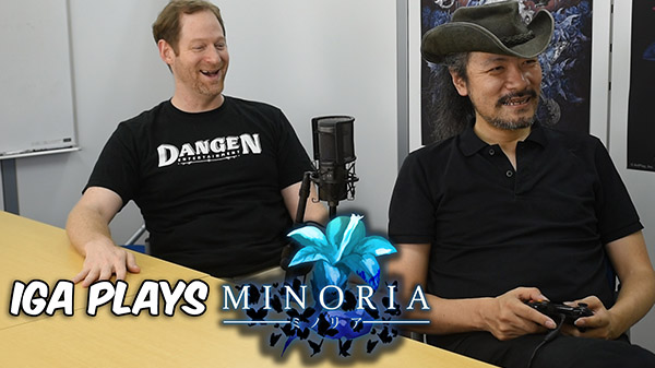 Iga Plays Minoria