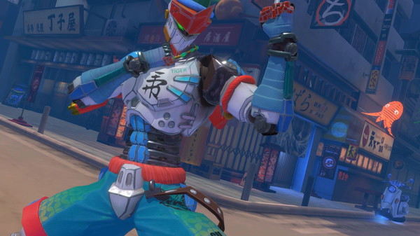 Robot-themed fighting game Metal Revolution coming to PS4 - Gematsu