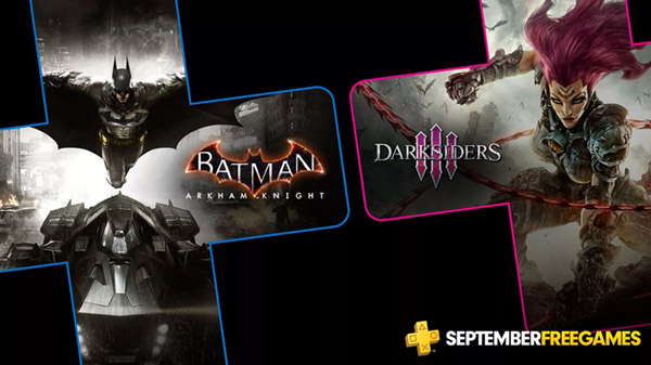 PlayStation Plus free games for September 2019