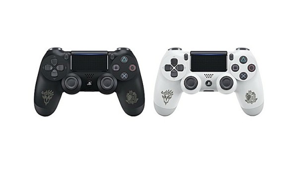 DualShock 4 Monster Hunter World: Iceborne Edition