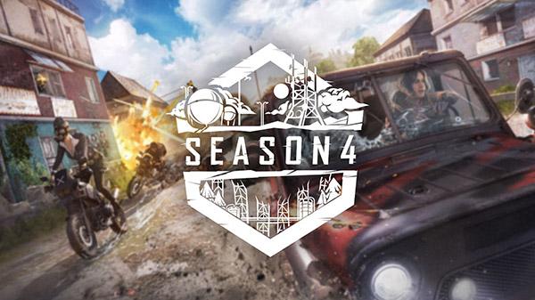 PlayerUnknown's Battlegrounds Season 4