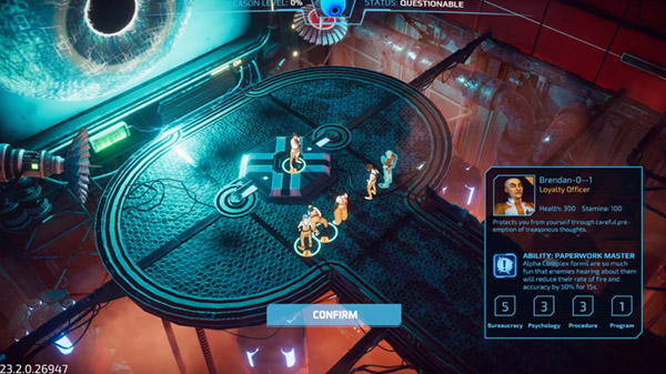 Paranoia: Happiness is Mandatory launches October 3 for PC, later for PS4 and Xbox One