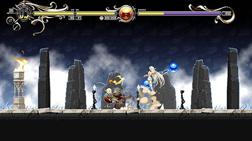 Record of Lodoss War 2D side-scrolling action game by Team Ladybug coming to Steam Early Access this fall - Gematsu