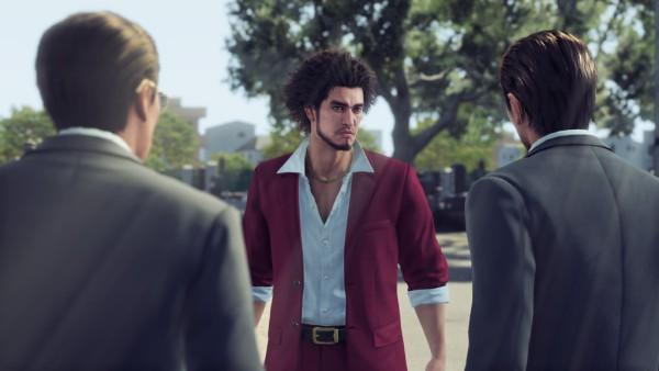 Yakuza 7 announced for PS4 - first trailer, details, and