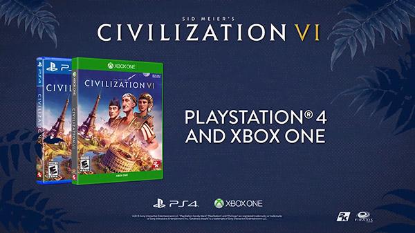 Resultado de imagen de Sid Meier's Civilization VI ps4