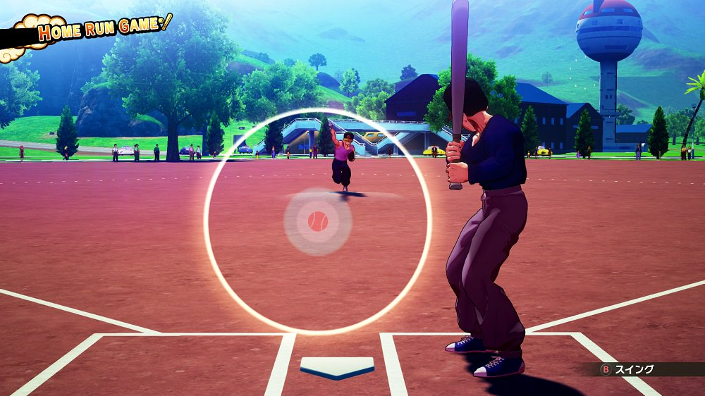 Dragon Ball Z: Kakarot 'Home Run Game' screenshot - Gematsu