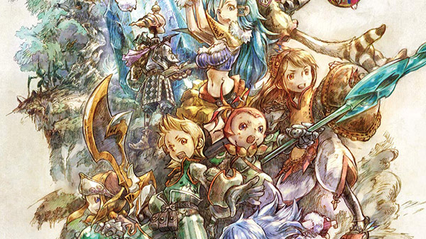 Final Fantasy Crystal Chronicles Remastered Edition launches January 23, 2020