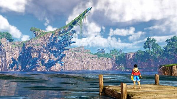 One Piece: World Seeker version 1.04 update launches September 19 - Gematsu