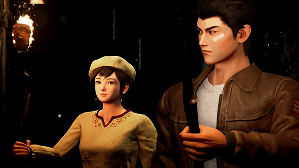 Shenmue III PC Backer Trial Version gameplay, English 'Prophecy' trailer - Gematsu