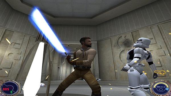 Star Wars: Jedi Knight II: Jedi Outcast