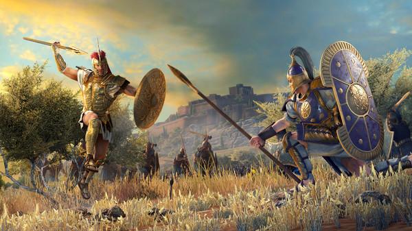 TROY: A Total War Saga