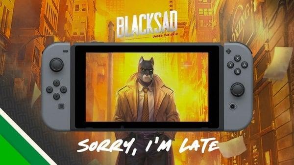 Blacksad: Under the Skin for Switch delayed to end of 2019 - Gematsu