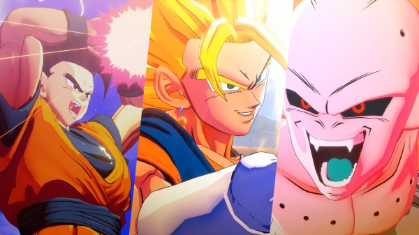 Dragon Ball Z: Kakarot – Buu Arc screenshots, Community Board and Training Grounds details