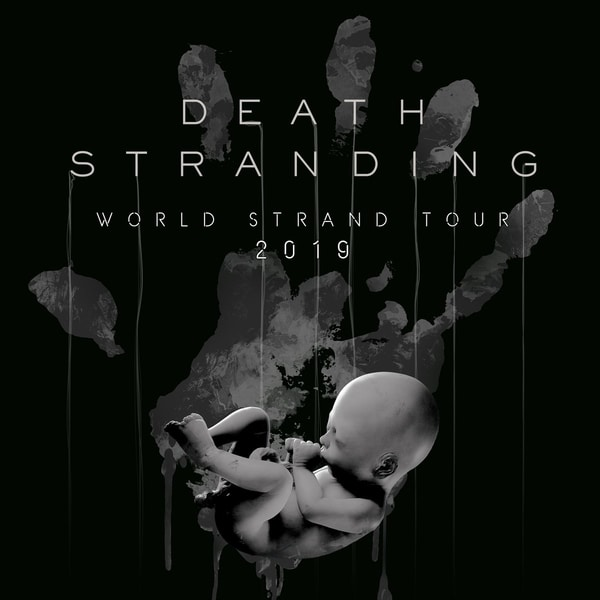 Death Stranding World Strand Tour 2019 announced