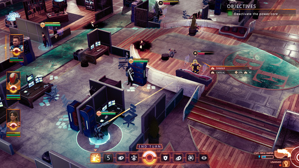 Rpg Games 2020.Sci Fi Tactical Rpg Element Space Coming To Ps4 Xbox One