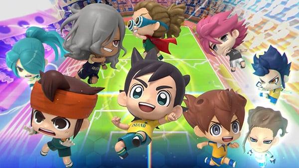 Inazuma Eleven SD