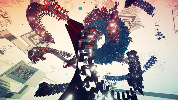 Exploration puzzle game Manifold Garden launches October 18 for PC and Apple Arcade, later for PS4
