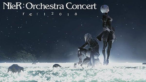 NieR: Orchestra Concert re:12018