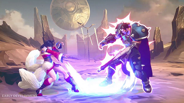Riot Games Project L