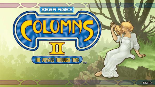 Sega Ages Columns II: The Voyage Through Time