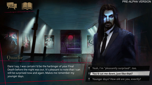 Vampire: The Masquerade – Coteries of New York launches December 4 for PC, Q1 2020 for Switch; PS4 and Xbox One versions in talks - Gematsu