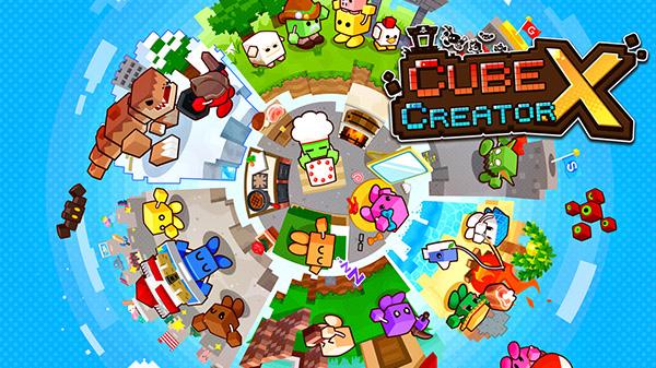 Cube Creator X