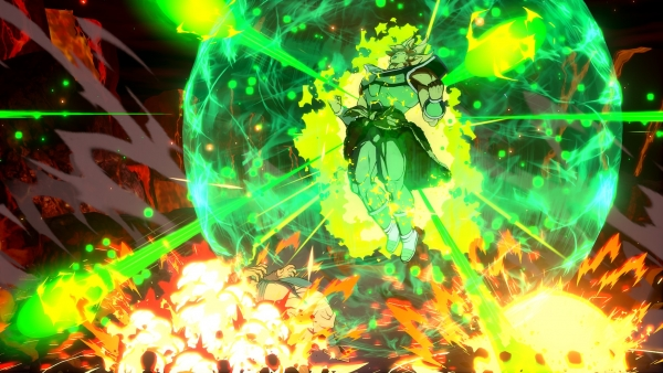 Dragon Ball FighterZ DLC character Broly