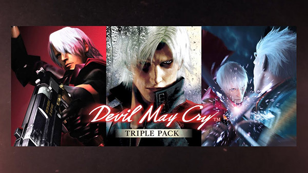 Triple A Games 2020.Devil May Cry Triple Pack For Switch Launches February 20