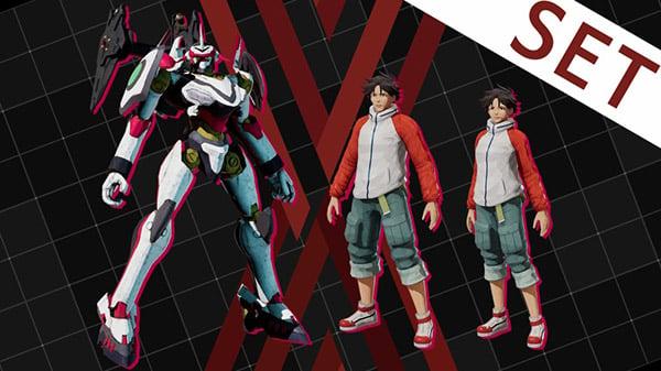 Daemon X Machina - Eureka Seven DLC