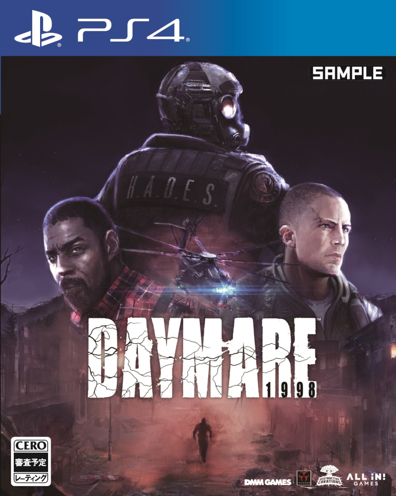 Playstation Free Games February 2020.Daymare 1998 For Ps4 Launches February 20 2020 In Japan