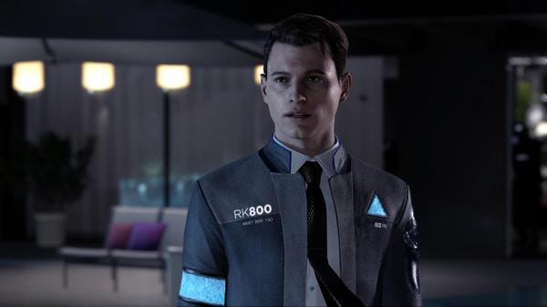 Become Human is getting Released for PC via Epic Game Store