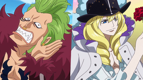 One Piece: Pirate Warriors 4 adds playable Bartolomeo, Cavendish