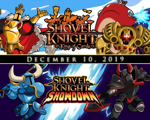 Shovel Knight: King of Cards, Showdown, and Treasure Trove physical edition