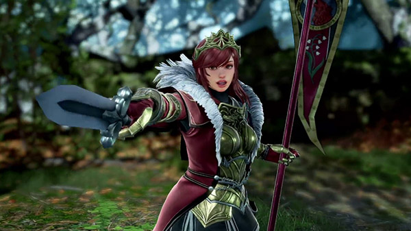 Soulcalibur VI DLC Character Announced in Las Vegas This Weekend
