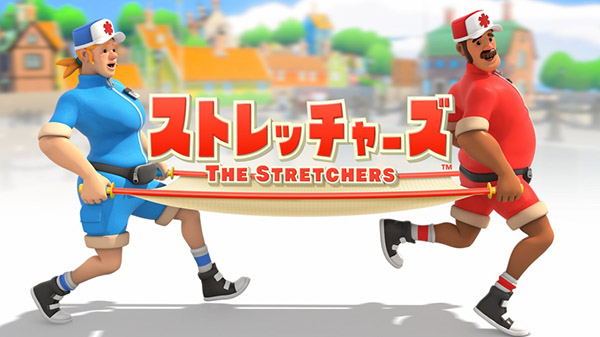 Nintendo publish wobbly co-op rescue game The Stretchers, out now for Switch