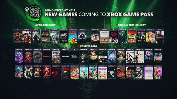 Xbox Game Pass new games available now and beyond announced - Gematsu