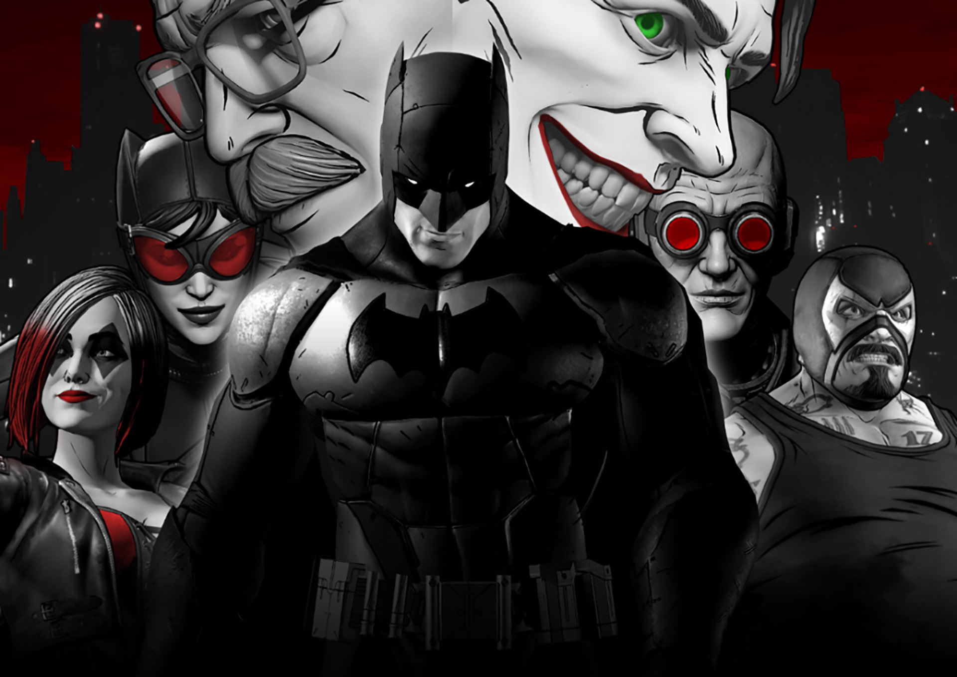 Image result for batman the telltale series shadow