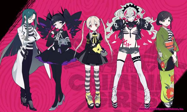 Criminal Girls X