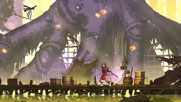 Dead Cells DLC 'The Bad Seed'