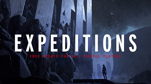 Control 'Expeditions' update now available; DLC 'The Foundation' launches March 26, 2020 - Gematsu