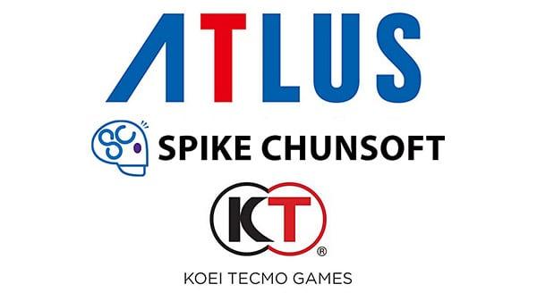 Atlus / Spike Chunsoft / Koei Tecmo
