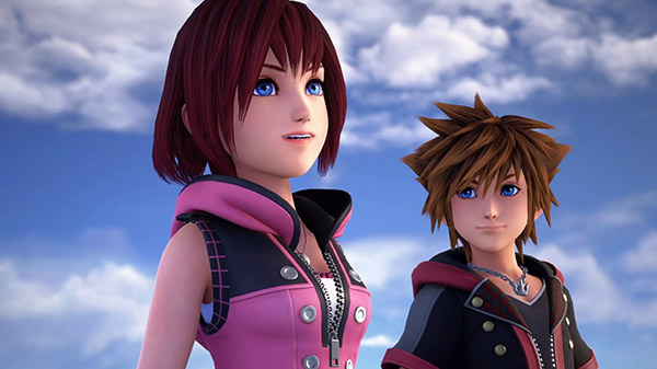 Kingdom Hearts III DLC 'Re Mind'
