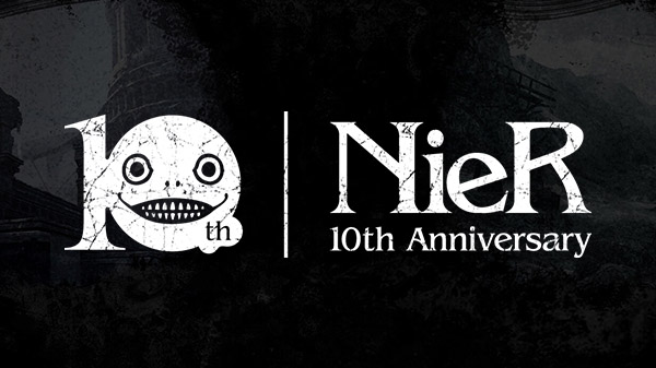NieR 10th anniversary website