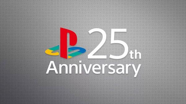 PlayStation 25th anniversary