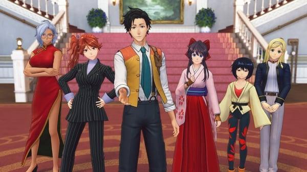 Project Sakura Wars Japanese DLC schedule announced